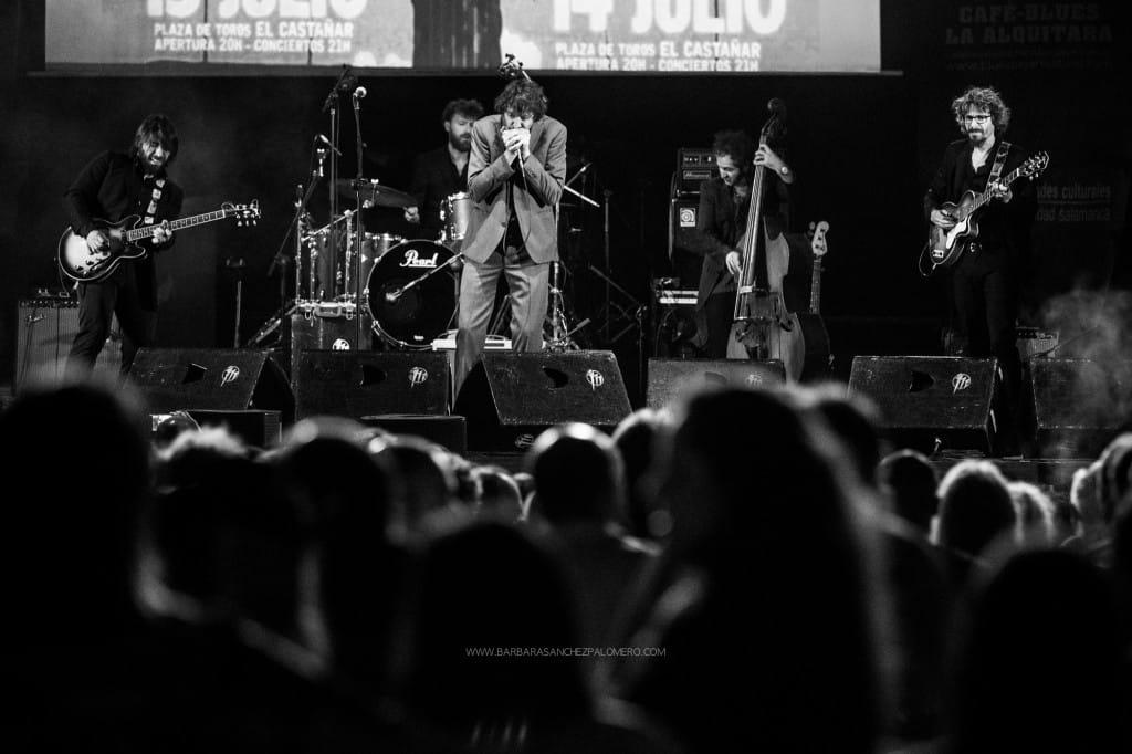"""Ezcaray celebra una edición """"de transición"""" de su festival de jazz 1"""