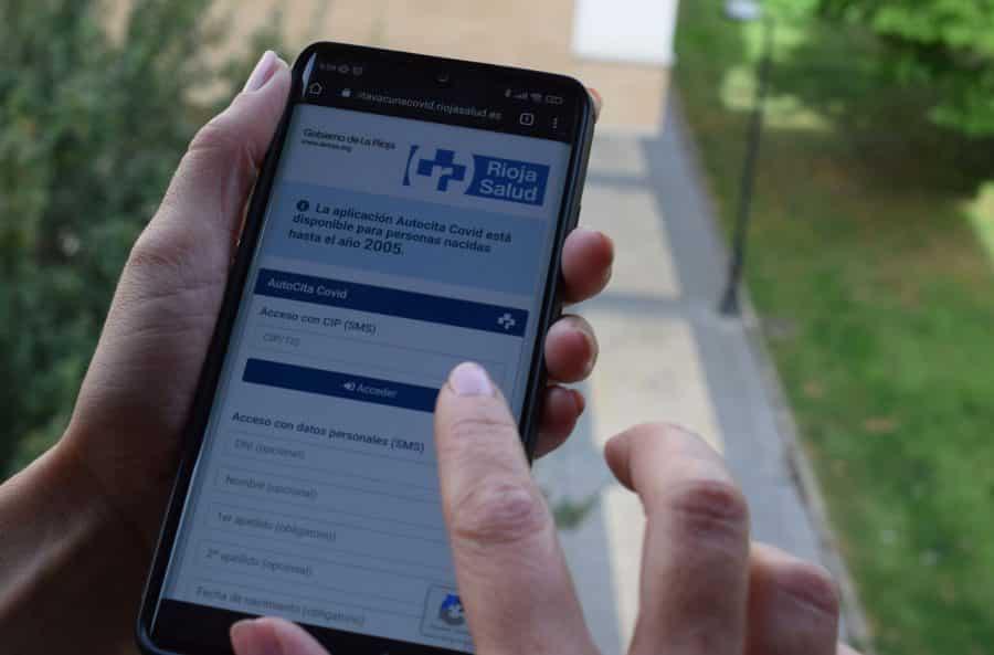 La Rioja abre la autocita para vacunarse contra la COVID hasta los nacidos en 2005 1