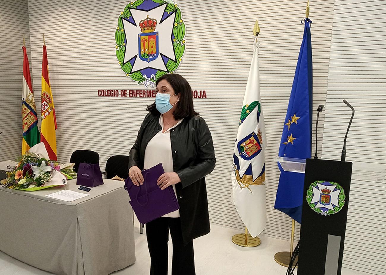 """Las enfermeras de La Rioja, tajantes: """"Hay que pensar más en vacunarse que en las vacaciones"""" 1"""