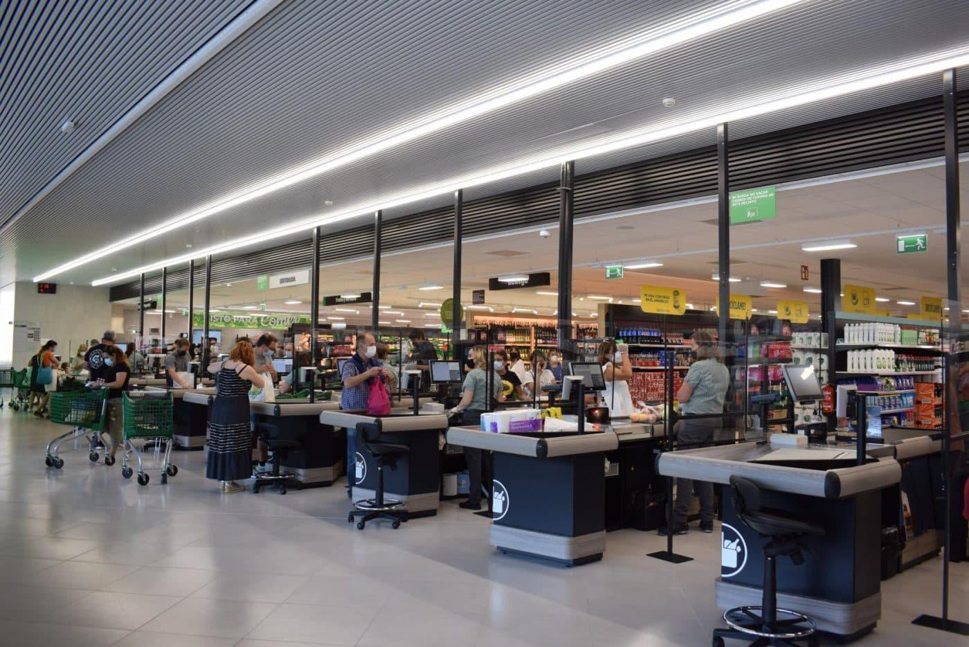 Mercadona inaugura en Haro su nuevo supermercado 'eficiente': 6 millones de euros de inversión 11