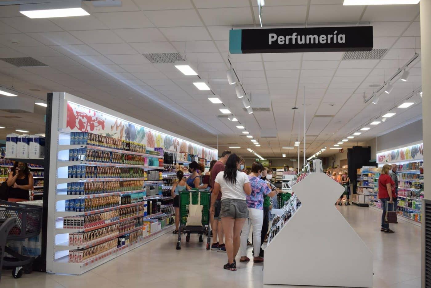 Mercadona inaugura en Haro su nuevo supermercado 'eficiente': 6 millones de euros de inversión 6