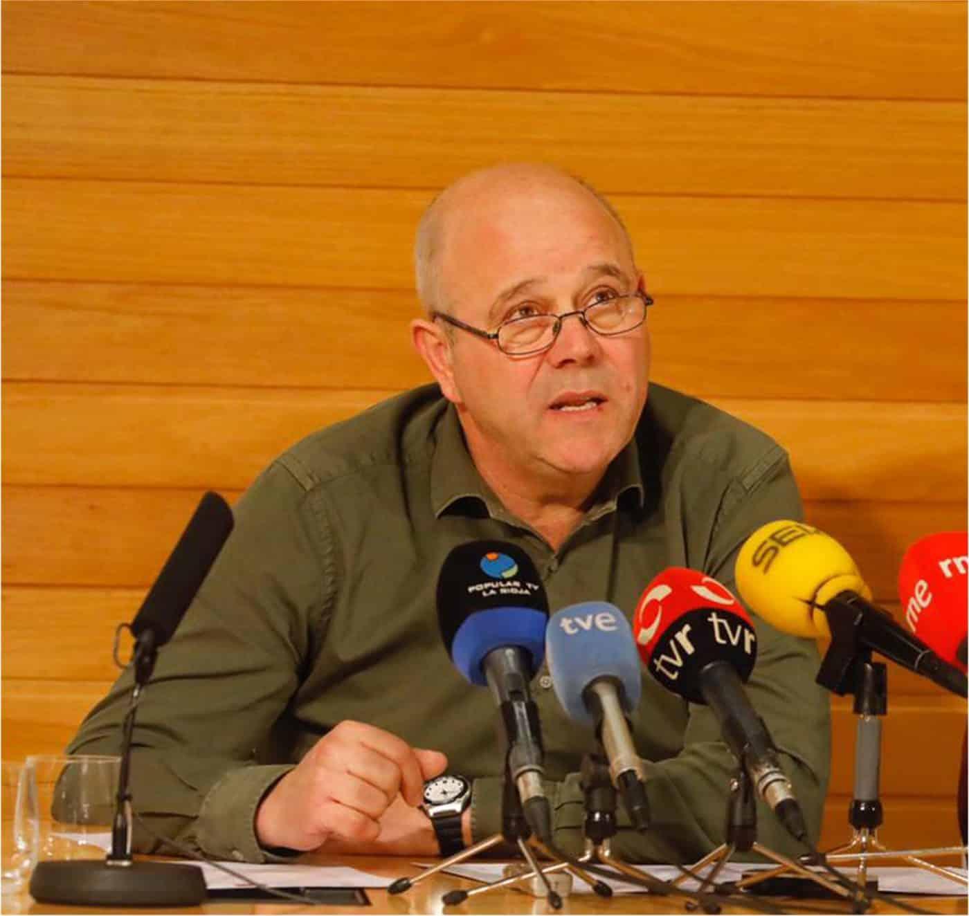 """OPINIÓN: """"El nuevo trazado ferroviario en La Rioja Alta supondrá una agresión y un destrozo grave de la riqueza de nuestra tierra"""" 1"""