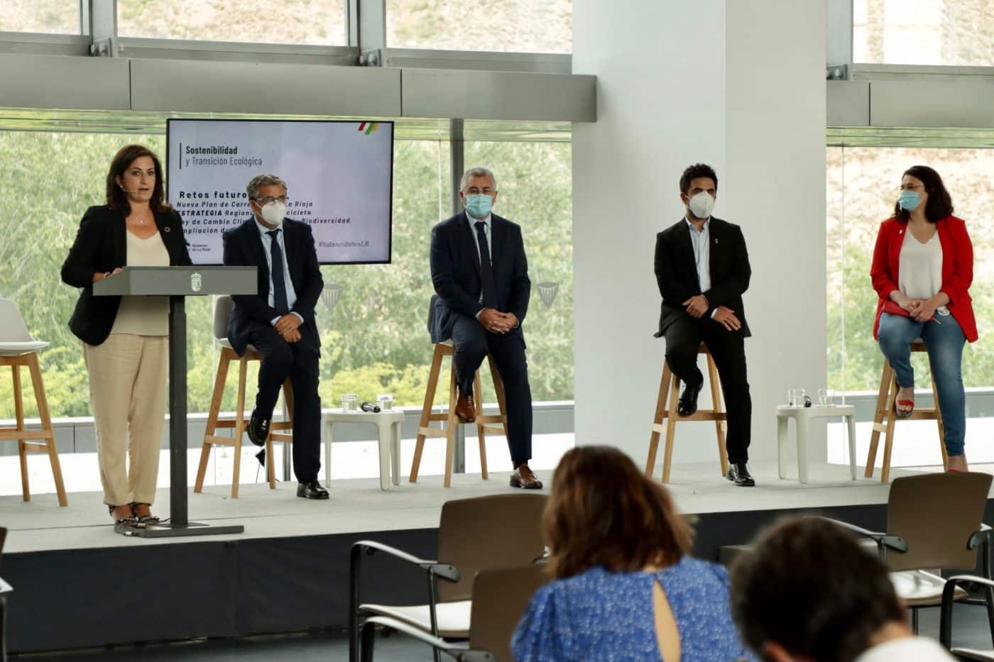 """Andreu: """"Llevamos dos años en La Rioja dando un giro de 180 grados a las políticas públicas"""" 3"""
