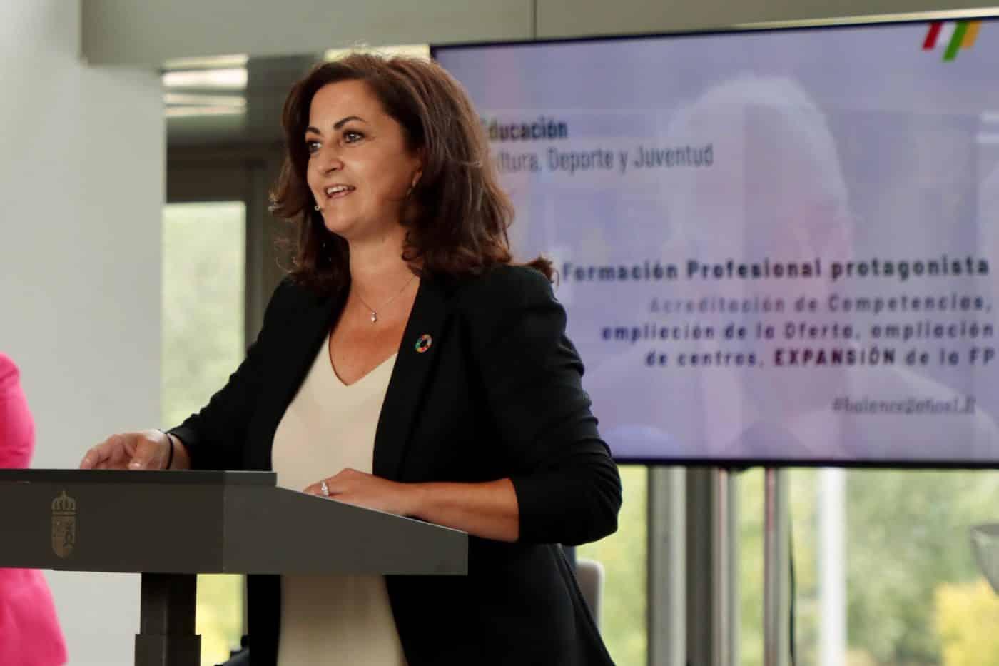 """Andreu: """"Llevamos dos años en La Rioja dando un giro de 180 grados a las políticas públicas"""" 2"""