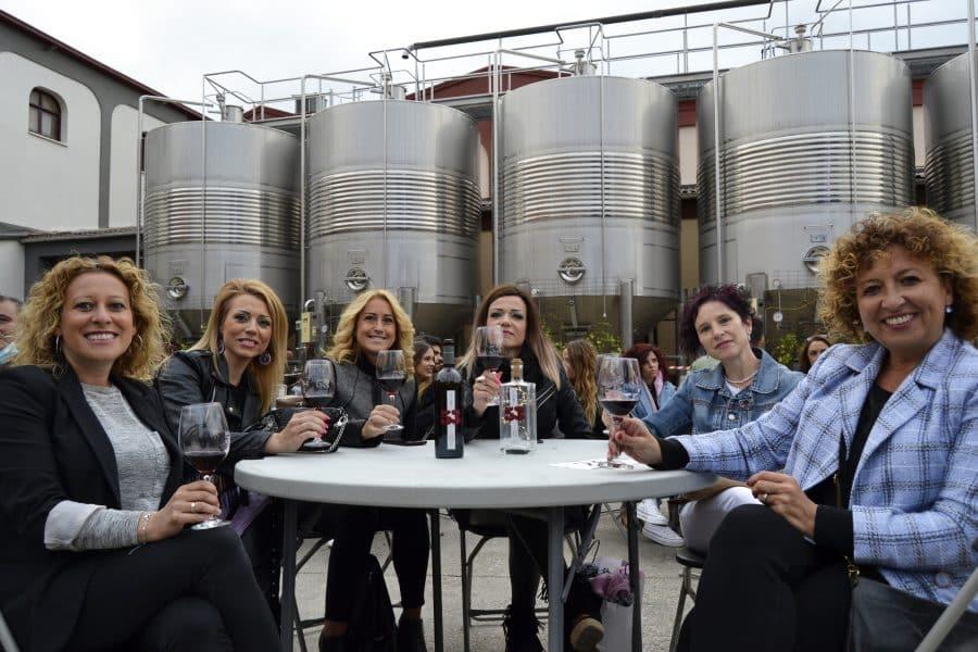 Bodega Arca de Noé presenta su nuevo vino en buena compañía 3