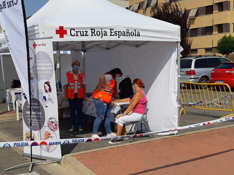 Cruz Roja en Haro cumple con los objetivos de sus jornadas de puertas abiertas 3
