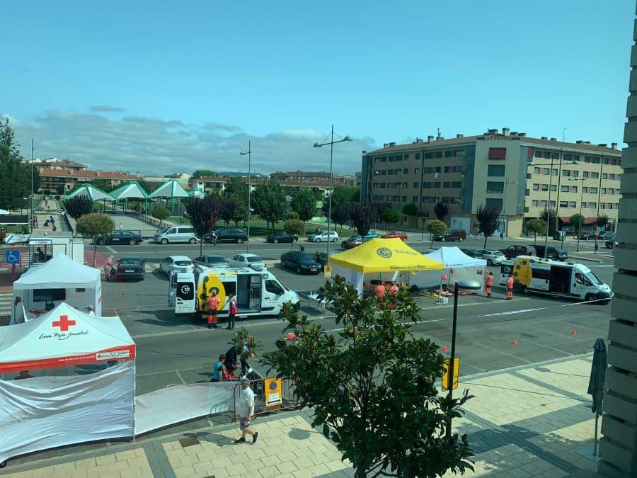 Cruz Roja en Haro cumple con los objetivos de sus jornadas de puertas abiertas 2