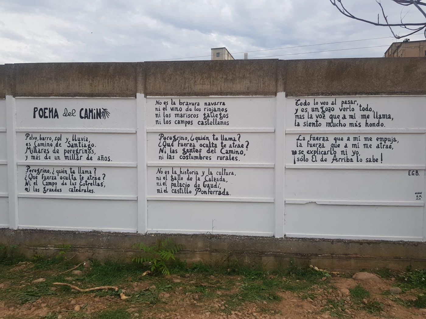 Poema del Camino