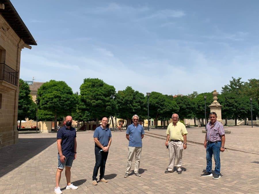 El secretario de Estado de Educación visita Casalarreina y Haro y se interesa por proyectos educativos para La Rioja 1