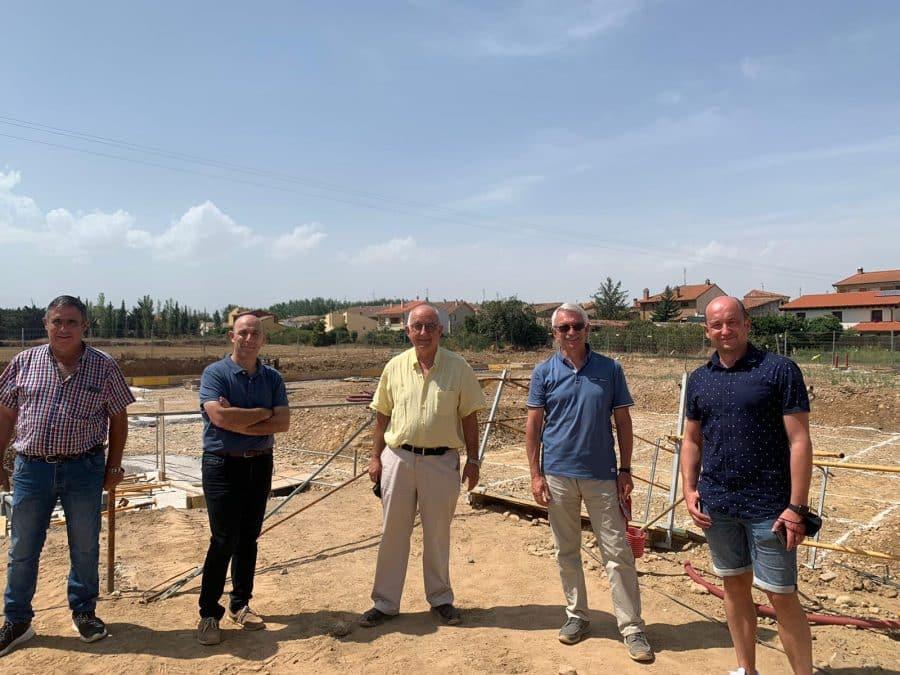 El secretario de Estado de Educación visita Casalarreina y Haro y se interesa por proyectos educativos para La Rioja 2