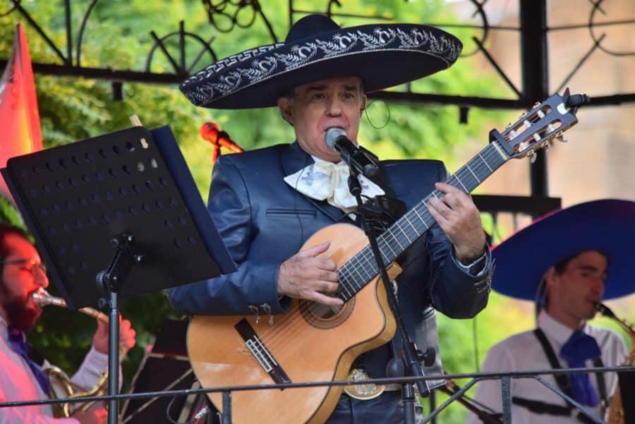 Juancho 'El Charro' encandila a Casalarreina 5