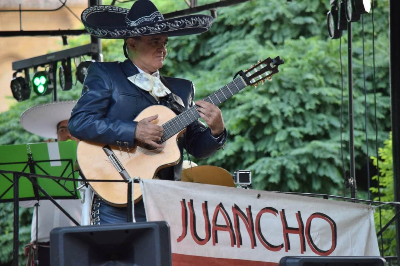 Juancho 'El Charro' encandila a Casalarreina 2