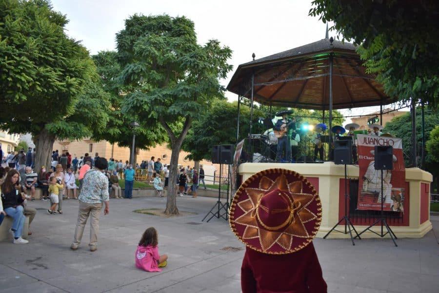 Juancho 'El Charro' encandila a Casalarreina 3