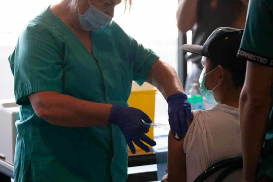 Entra en funcionamiento en La Rioja el nuevo dispositivo de vacunación sin cita previa 3
