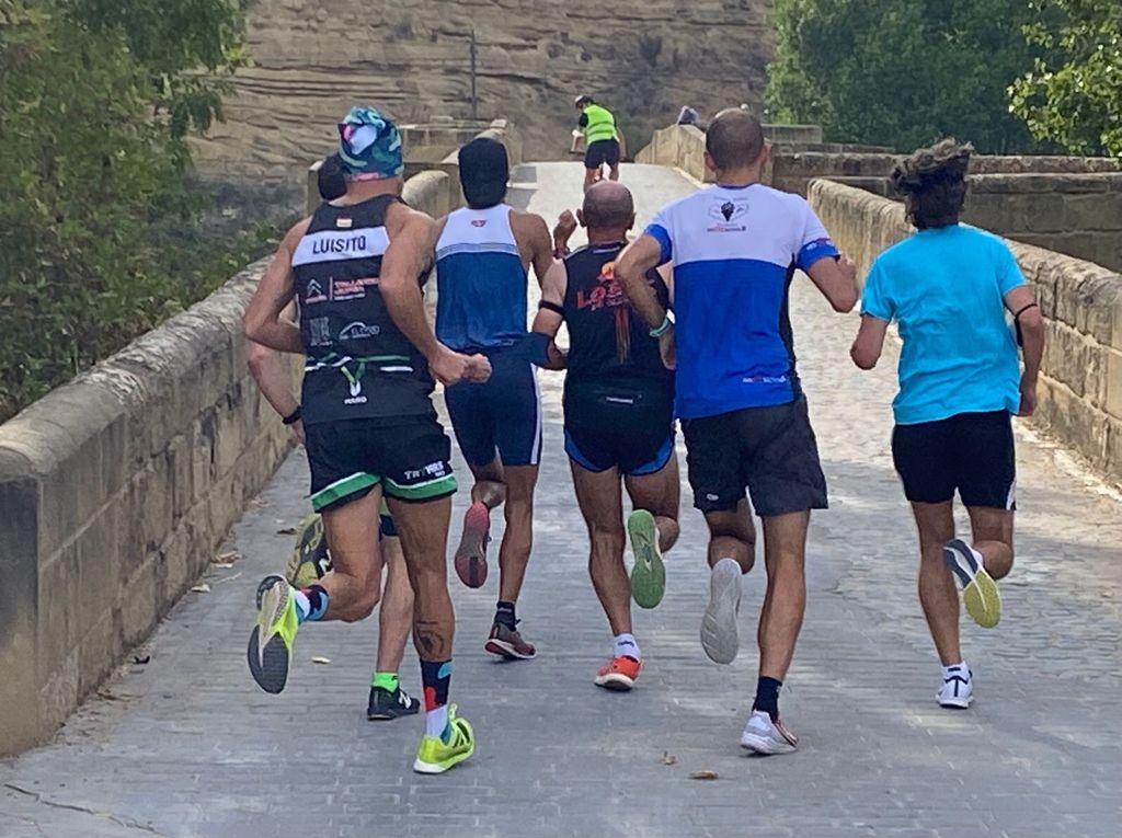 Éxito de la primera carrera 'Meandro del Ebro' de Briñas 4