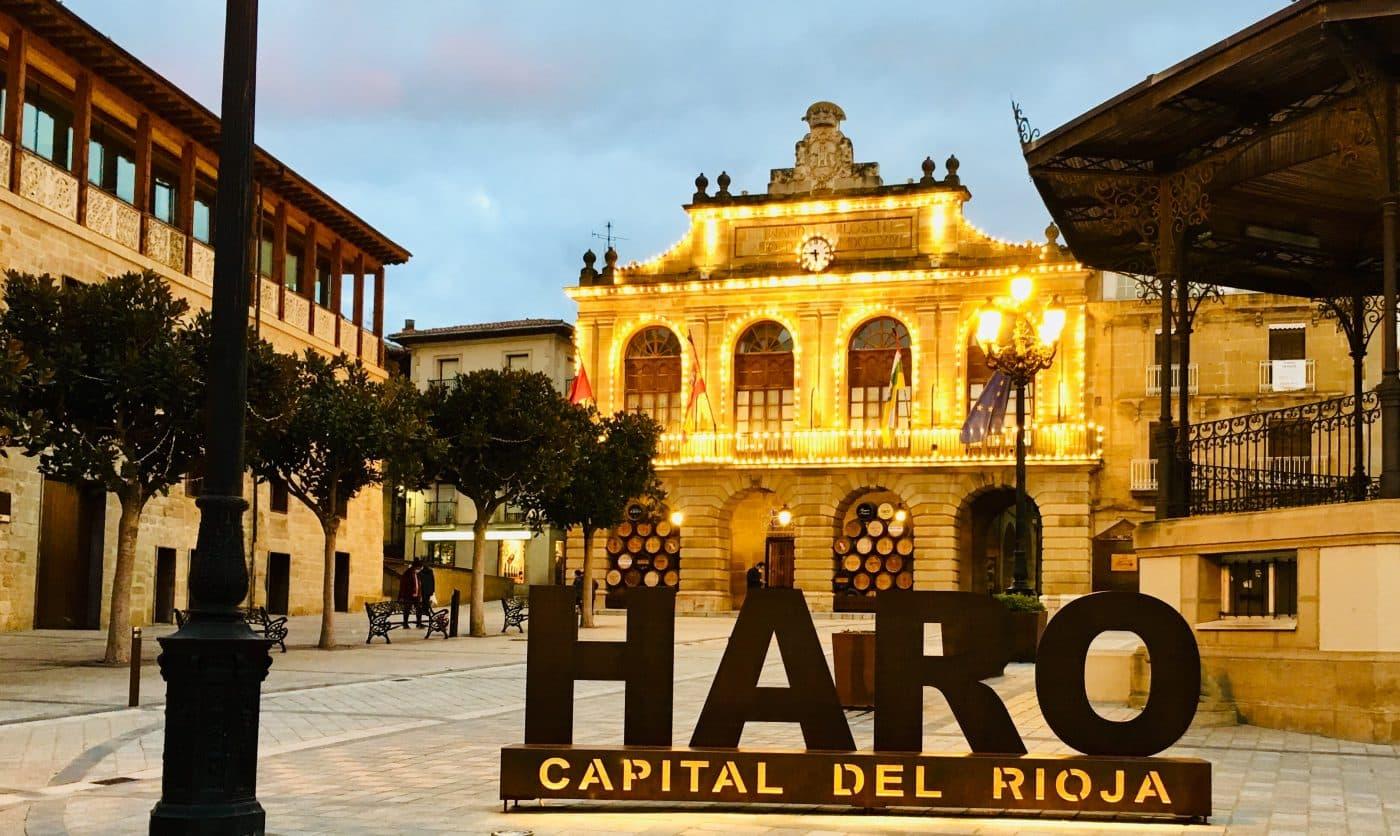 Haro iniciará la transformación total del alumbrado de la ciudad a tecnología LED a finales de este año 1