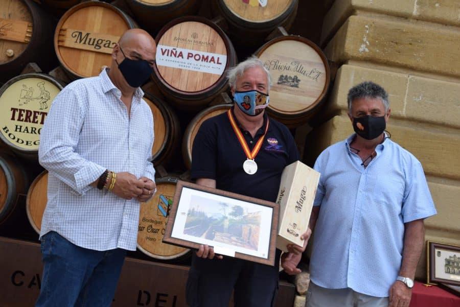 Iván Ayala logra su octavo Campeonato de España de Aerostación 22