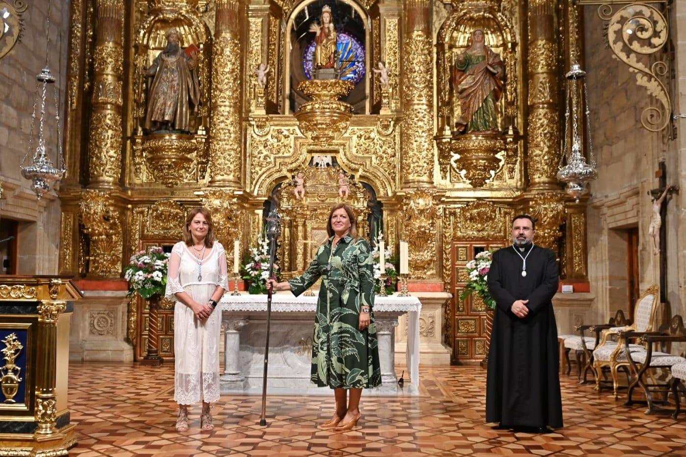La Cofradía de la Vega anuncia a Beatriz García como nuevo mayordomo y suspende la ofrenda de flores y el Rosario de Faroles 1