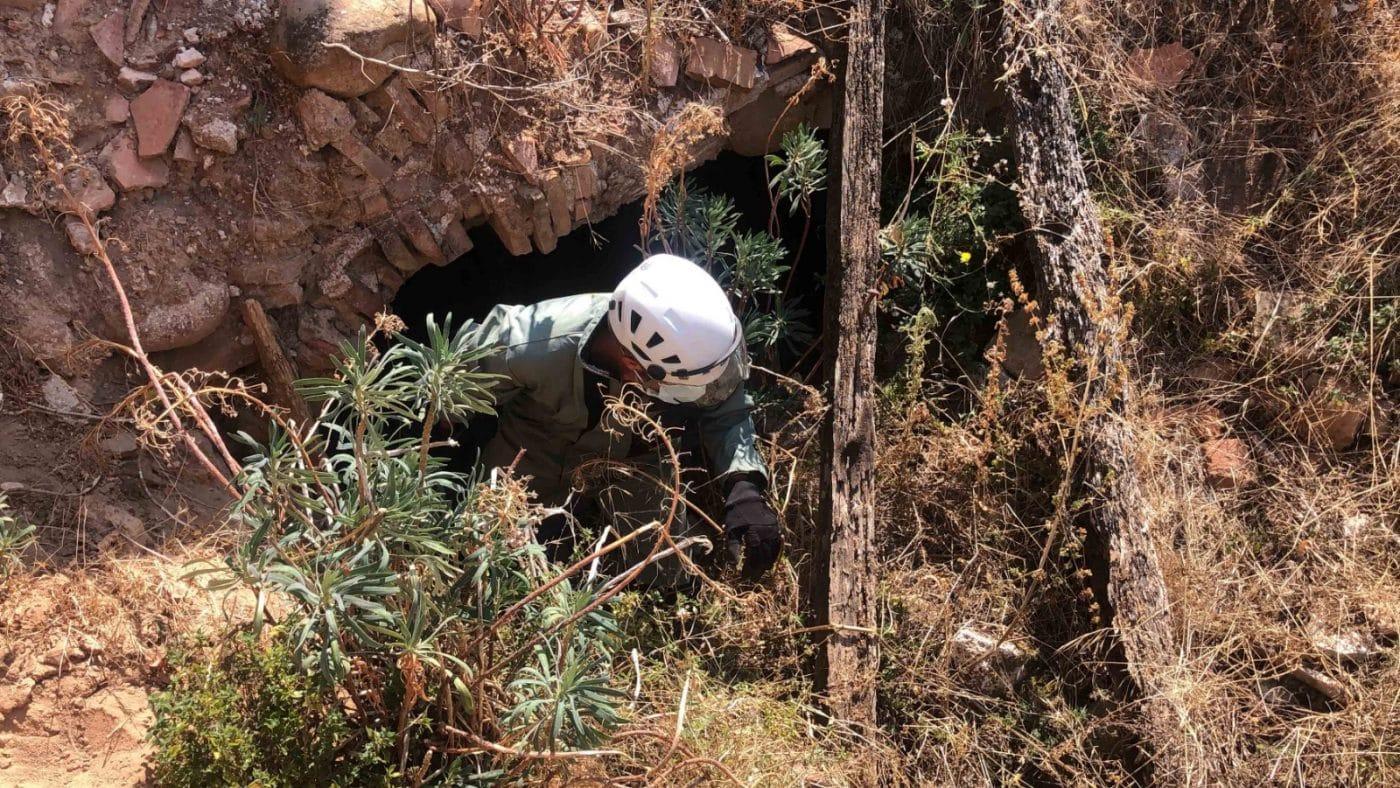 La Guardia Civil continúa con la búsqueda del joven desaparecido en Entrena 7