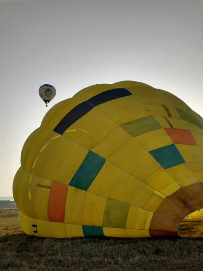 Los globos son para el verano en Haro 6