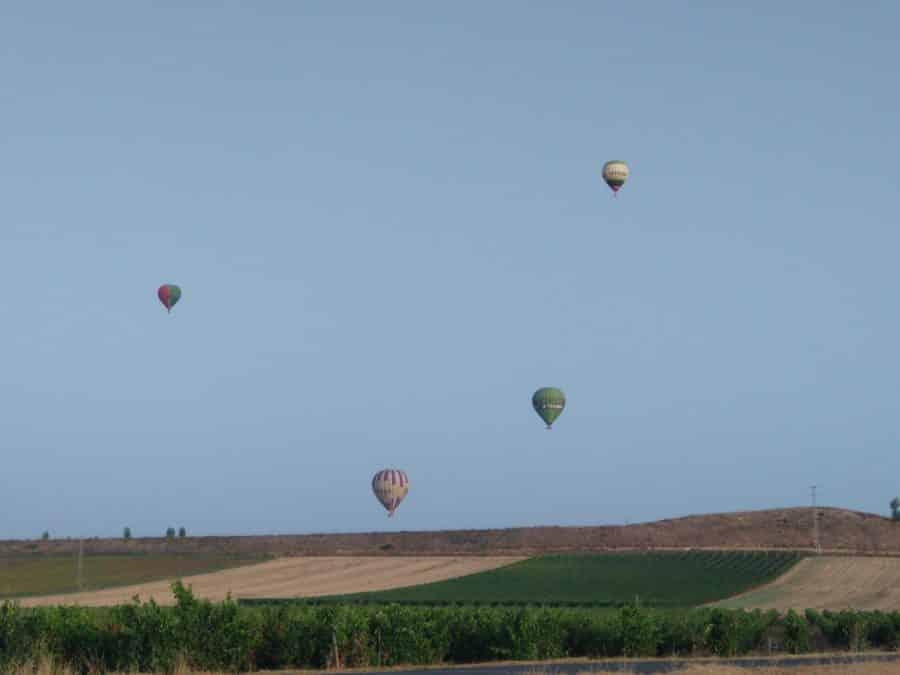 Los globos son para el verano en Haro 7