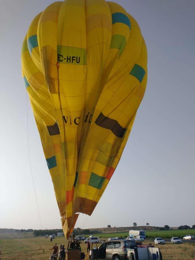 Los globos son para el verano en Haro 8