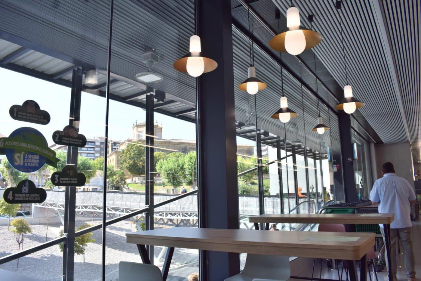 Mercadona inaugura en Haro su nuevo supermercado 'eficiente': 6 millones de euros de inversión 10