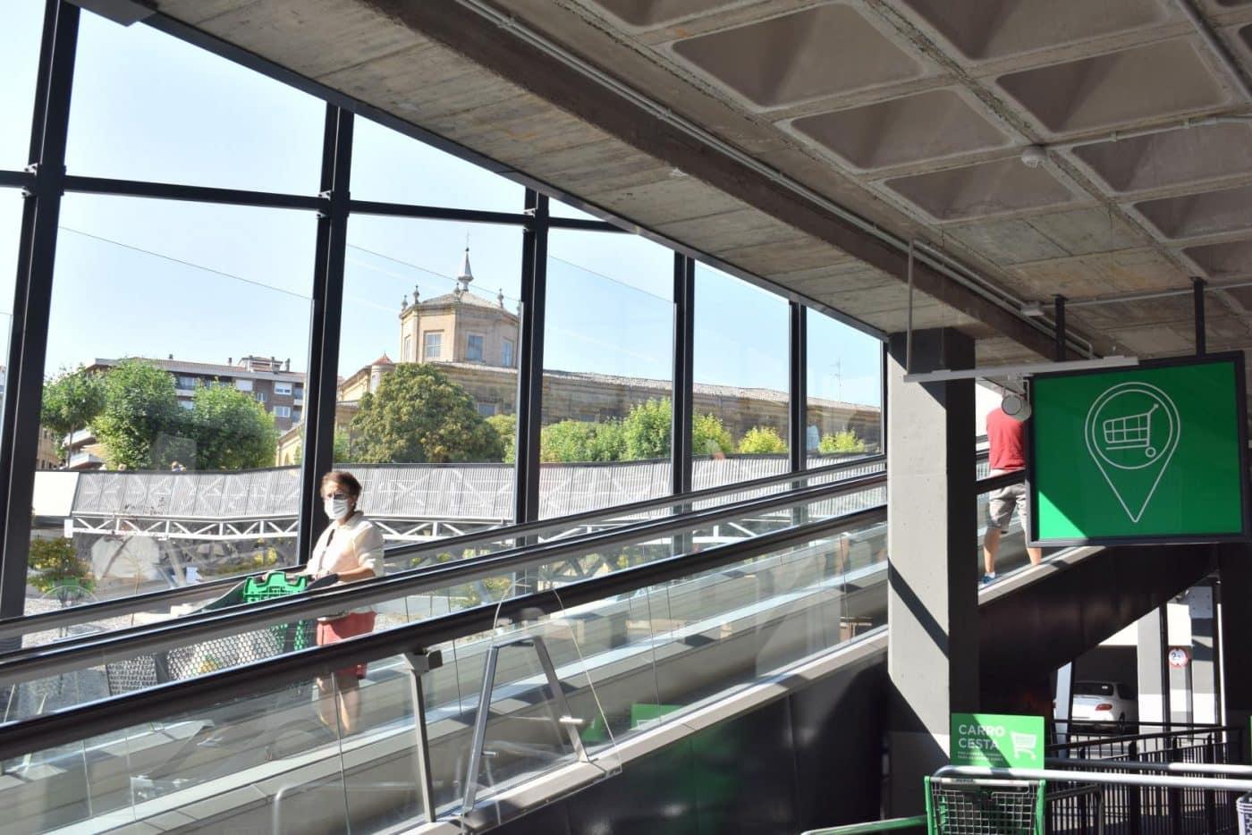 Mercadona inaugura en Haro su nuevo supermercado 'eficiente': 6 millones de euros de inversión 8