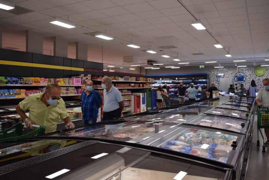 Mercadona inaugura en Haro su nuevo supermercado 'eficiente': 6 millones de euros de inversión 1