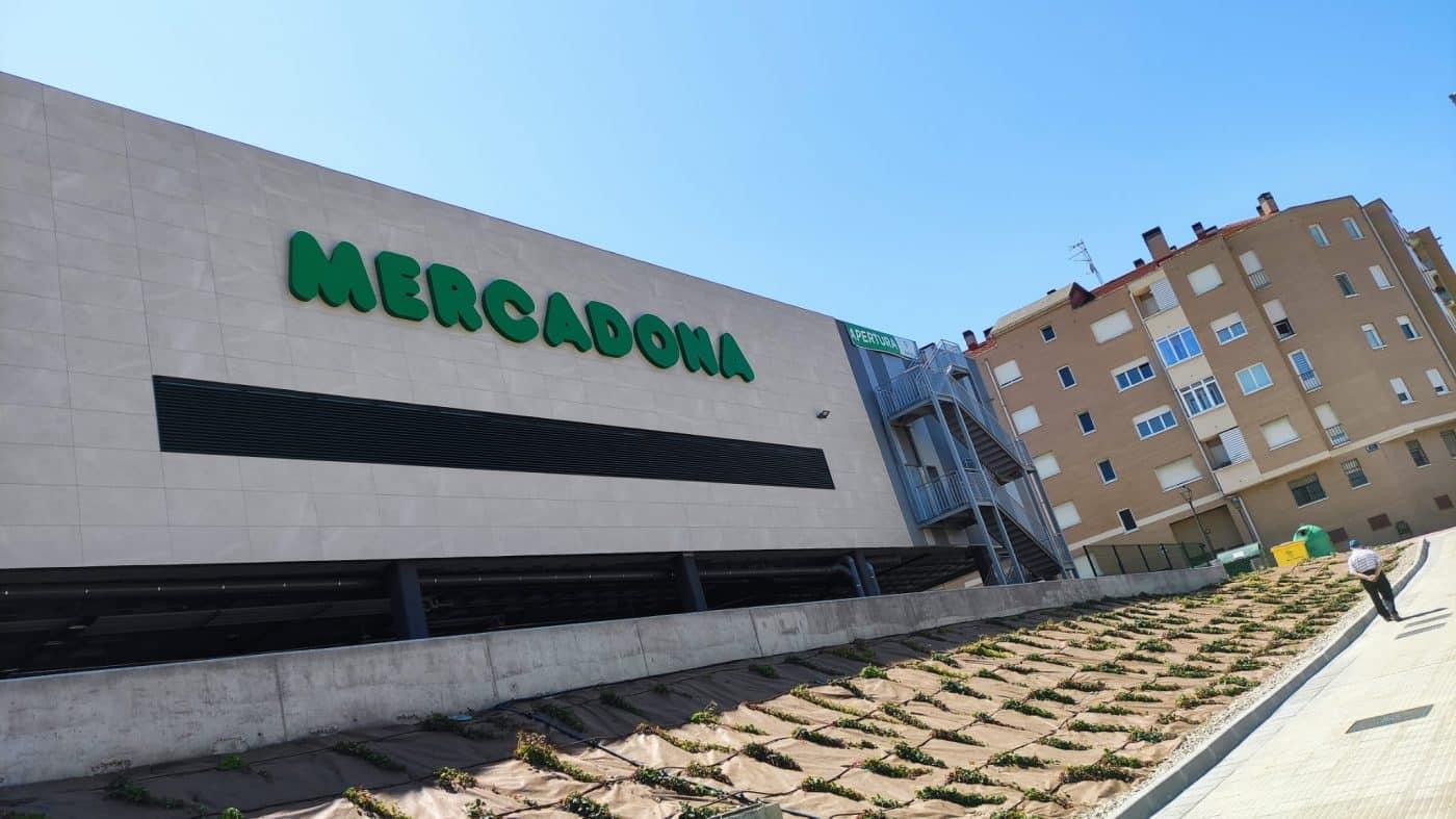 Mercadona inaugura este lunes su nuevo supermercado en Haro 1