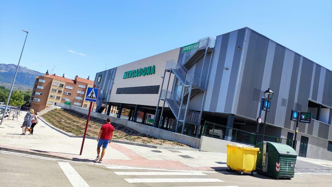Mercadona inaugura en Haro su nuevo supermercado 'eficiente': 6 millones de euros de inversión 13