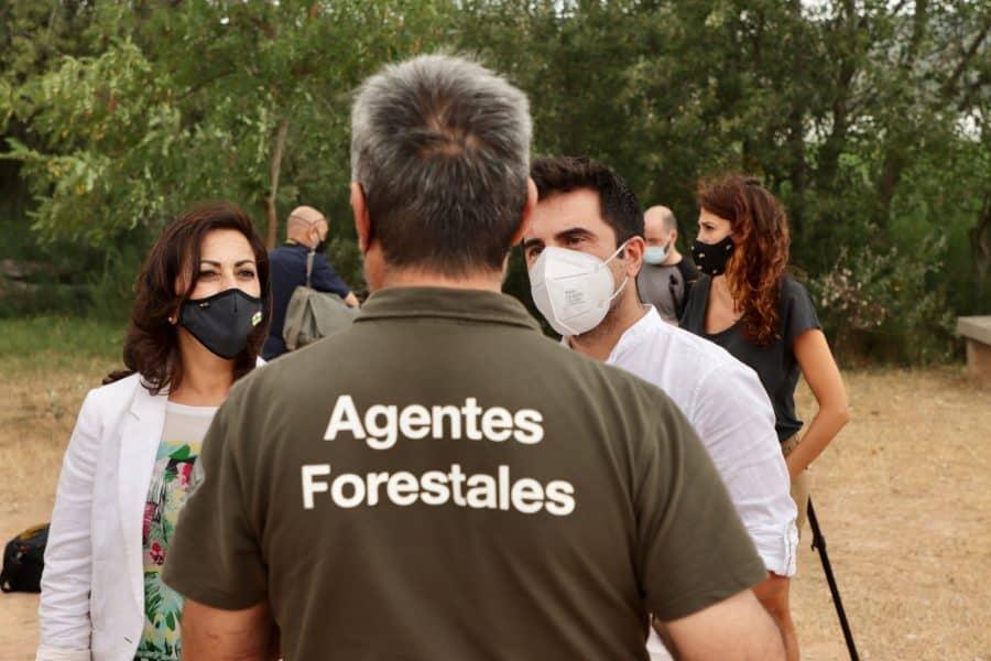 La Rioja realiza la suelta colectiva de 27 aves del programa 'Ayúdale a volar' 2
