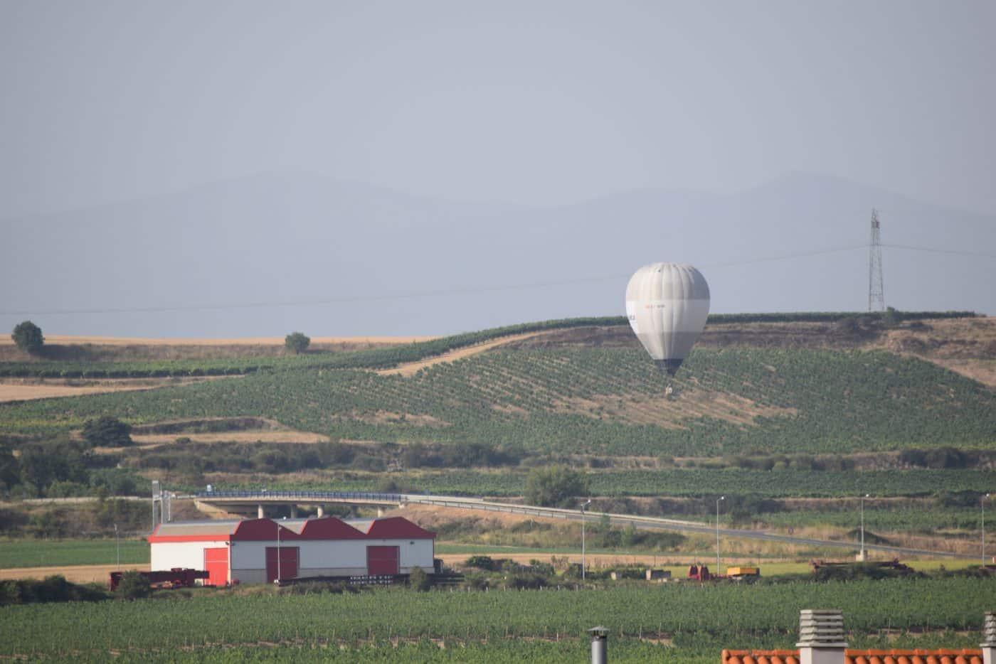 Los globos son para el verano en Haro 9