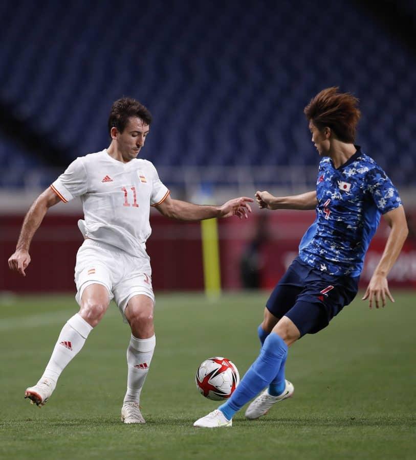 De la Fuente hace historia con España y luchará por el oro olímpico 1