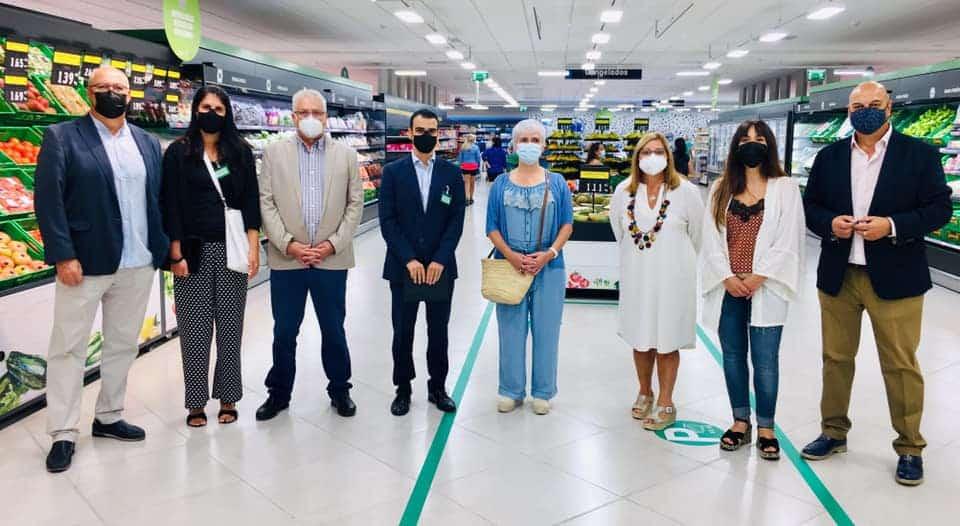 Mercadona inaugura en Haro su nuevo supermercado 'eficiente': 6 millones de euros de inversión 14