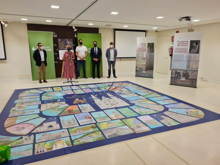 Santo Domingo acoge una exposición llena de curiosidades sobre el Camino Francés 3