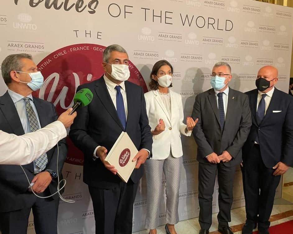 La Rioja mostrará la Enorregión al mundo en la Conferencia Mundial sobre Turismo Enológico en 2023 1