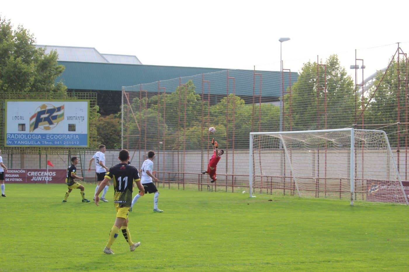El Alfaro alza el trofeo regional de la Copa RFEF ante el Casalarreina 9