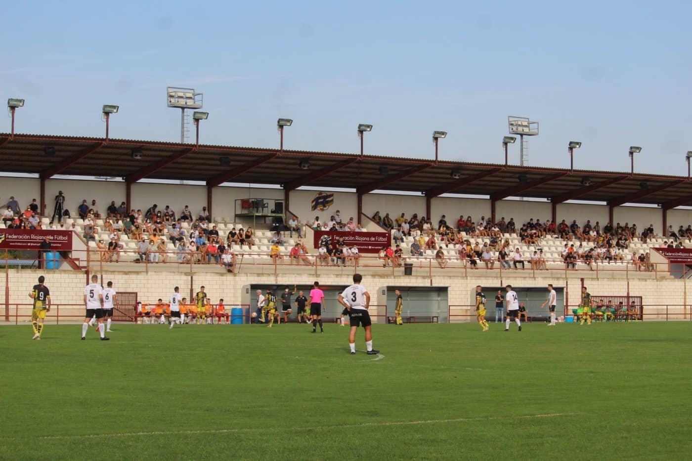El Alfaro alza el trofeo regional de la Copa RFEF ante el Casalarreina 10
