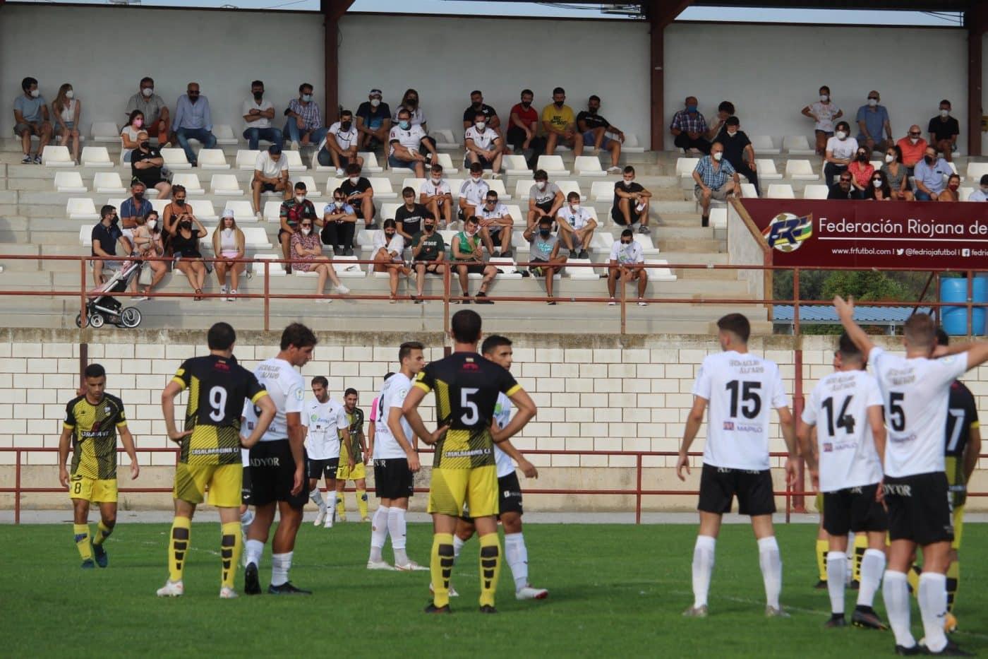 El Alfaro alza el trofeo regional de la Copa RFEF ante el Casalarreina 8