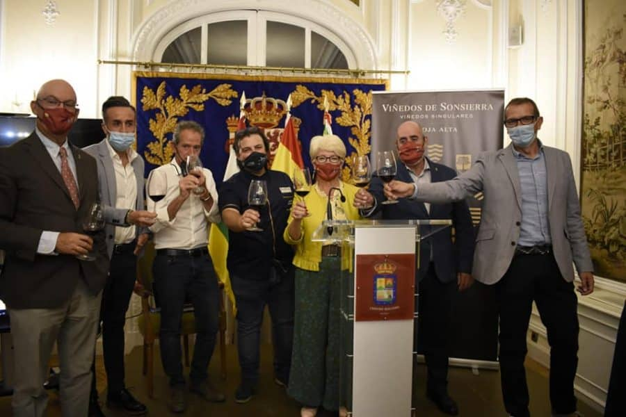Bodegas Viñedos de Sonsierra presenta en el Centro Riojano sus nuevos vinos singulares 4