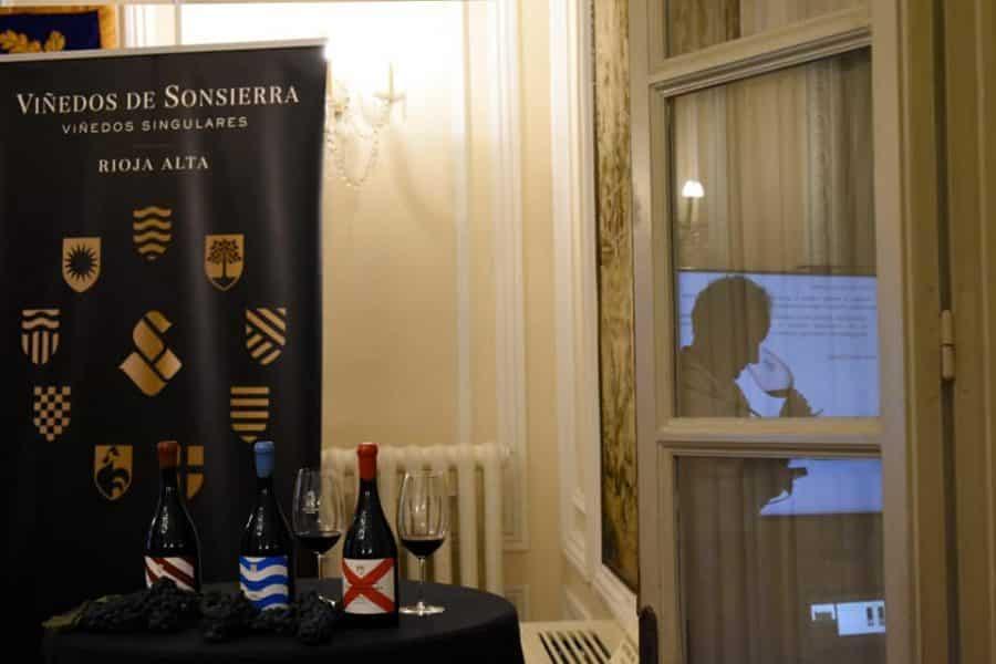 Bodegas Viñedos de Sonsierra presenta en el Centro Riojano sus nuevos vinos singulares 2
