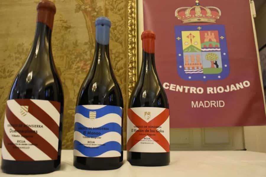 Bodegas Viñedos de Sonsierra presenta en el Centro Riojano sus nuevos vinos singulares 3