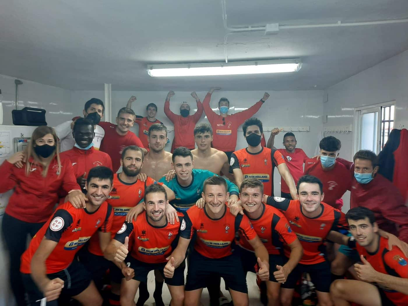 El Casalarreina firma su segundo triunfo y comanda la liga 1