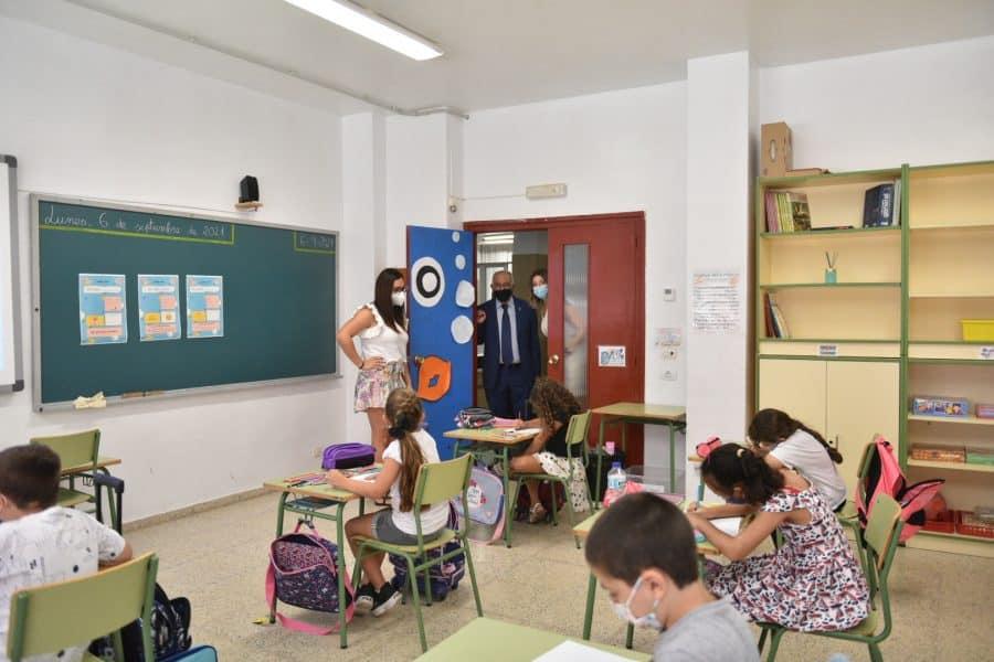 La Rioja trabaja para implantar este curso el Plan de Escuela Rural para luchar contra la despoblación 20