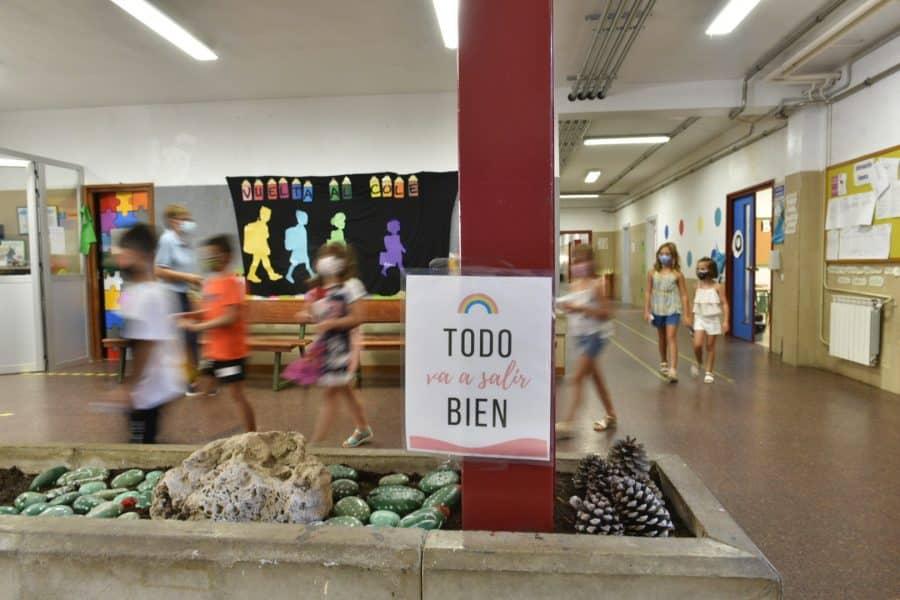 La Rioja trabaja para implantar este curso el Plan de Escuela Rural para luchar contra la despoblación 30