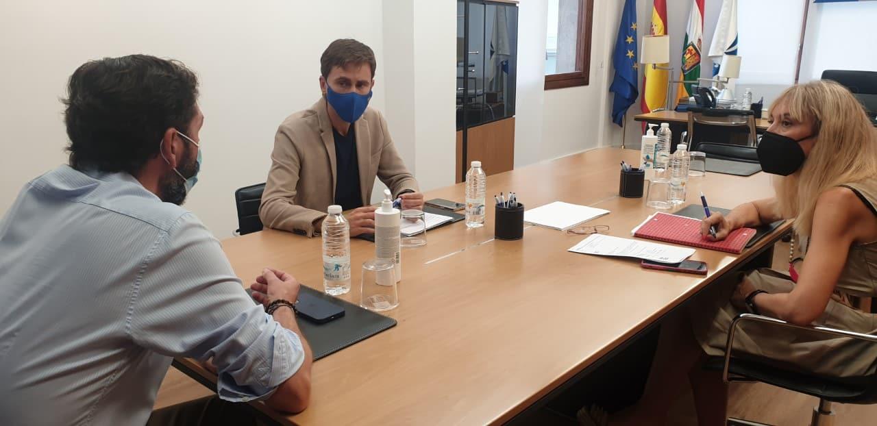 Los municipios riojanos y la FER colaboran para impulsar la recuperación económica y la llegada de fondos europeos 1