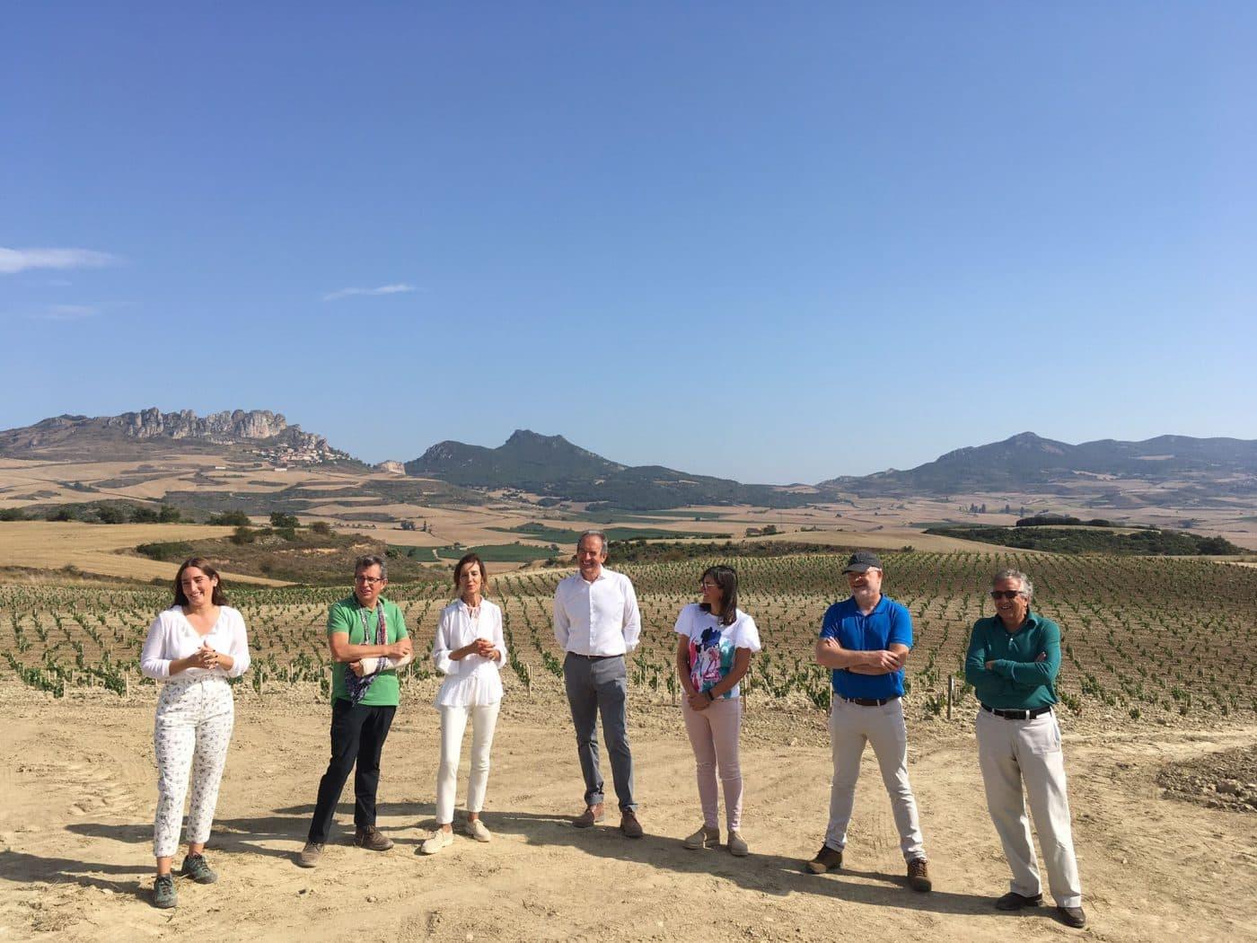 Bodegas Roda apuesta en Cellorigo por la viticultura regenerativa a través de un rompedor proyecto 1