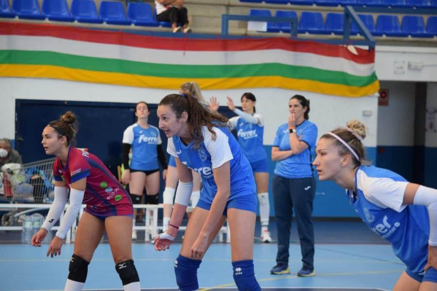 El Arenal Emevé vence al OSACC Haro y se lleva el Lorena Ojeda 5