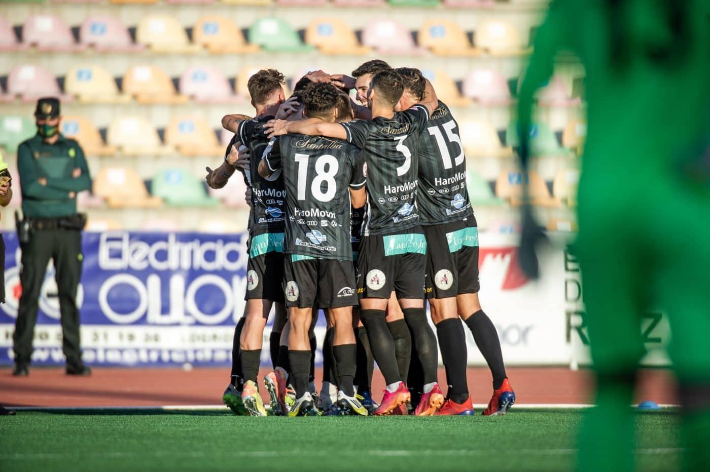 El Haro vence al Vianés en un partido en el que lo mejor fueron los tres puntos 1